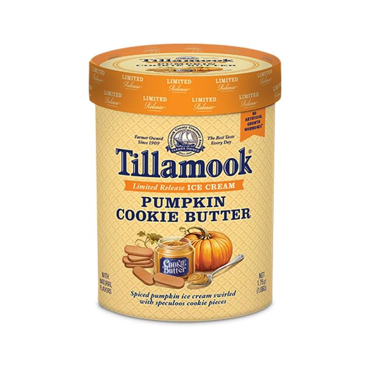 Tillamook Pumpkin Cookie Butter Ice Cream