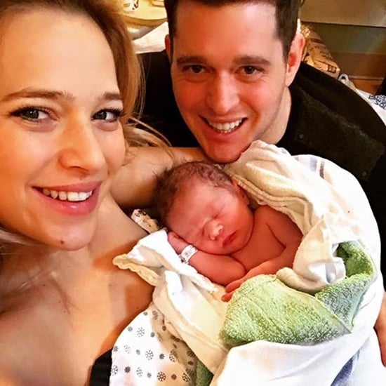 Michael Buble and His Wife Welcome a Second Child