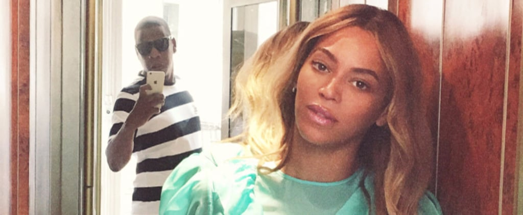 "This Photo of Jay Z as an ""Instagram Husband"" Is Going Viral For All the Right Reasons"