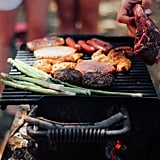 Throw a backyard BBQ for friends and family.