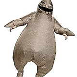 Adult Oogie Boogie Inflatable Costume