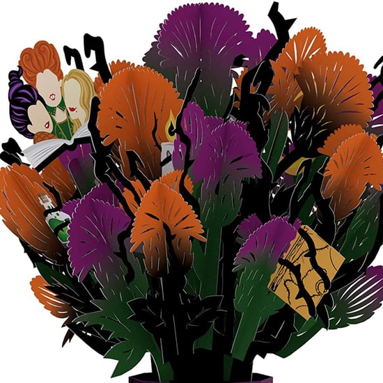 Shop Amazon's Hocus Pocus Halloween Pop-Up Bouquet