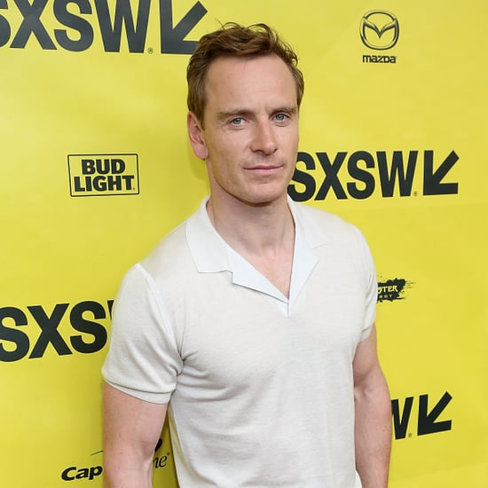 Michael Fassbender at SXSW 2017