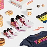 """Aside from sneakers, Saucony and Dunkin' Donuts also sell Boston Marathon-inspired """"Boston Runnah"""" t-shirts ($25)."""