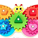 The Wooden Toy Factory Butterfly Gear Game