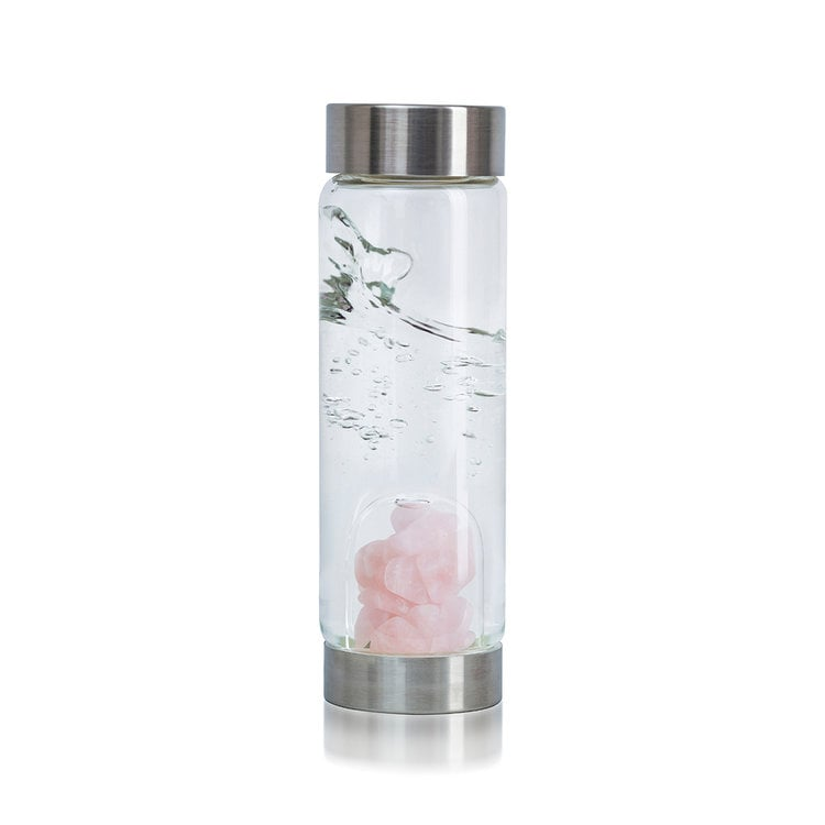 A love-harnessing water bottle