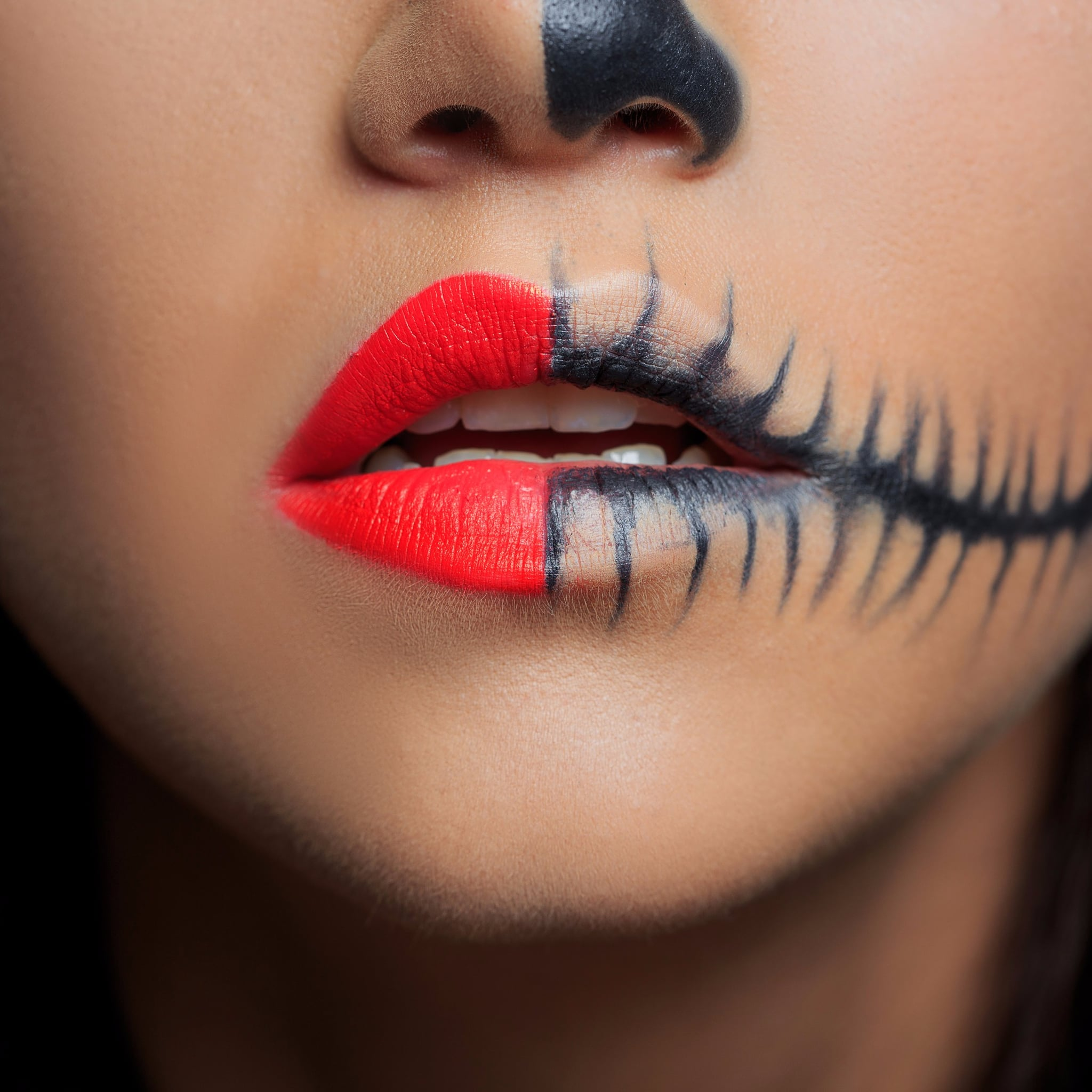 Easy Halloween Makeup Ideas | POPSUGAR Beauty