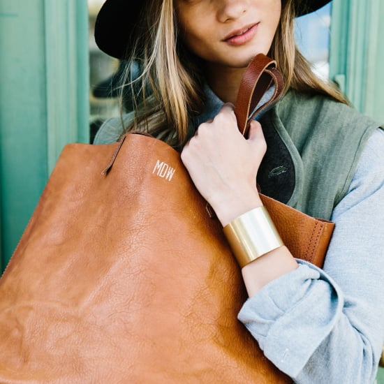 Madewell Monogrammed Bags