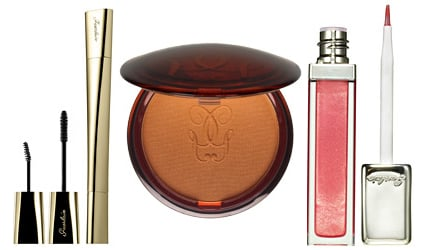 Thursday Giveaway! Guerlain Bronzing Powder, Mascara, and Gloss