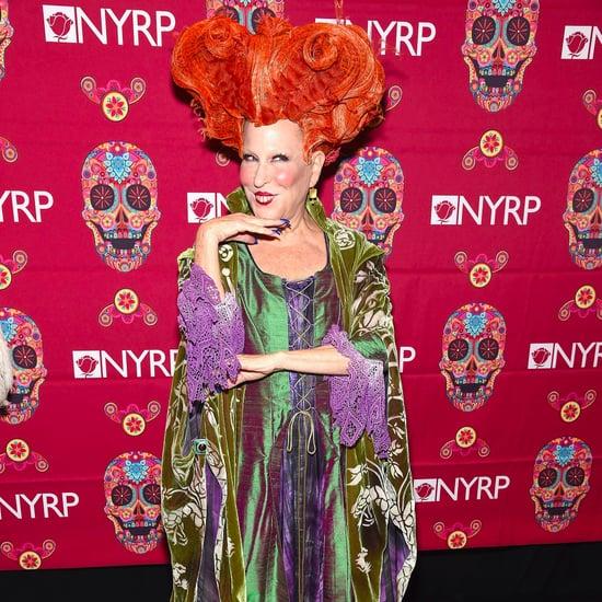 Bette Midler Hocus Pocus Halloween Costume 2016