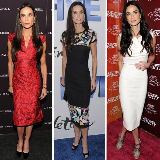 Demi Moore Dresses