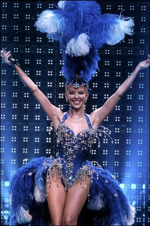 Fab Flash: Jean Paul Gaultier Costumes Upcoming Kylie Minogue Tour