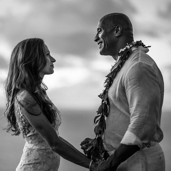 Dwayne Johnson and Lauren Hashian Wedding Pictures