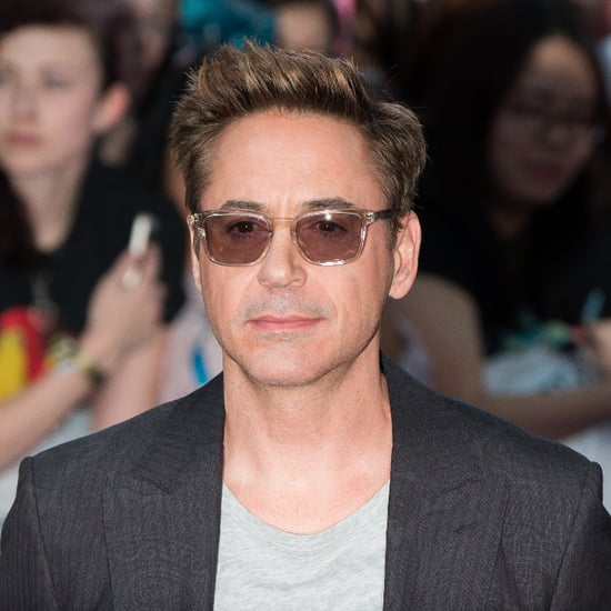 Robert Downey Jr. Tweets Make Boy's Day