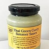Thai Green Curry Simmer Sauce ($2)