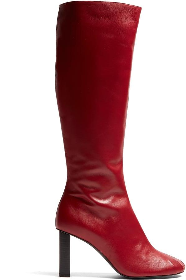 Joseph block heeled boots discount 100% guaranteed 4rjhjJsT