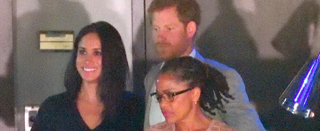 The Incredibly Sweet Thing Prince Harry Did For Meghan Markle's Mom