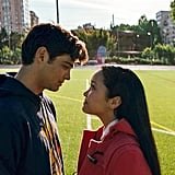 Peter and Lara Jean From To All the Boys I've Loved Before