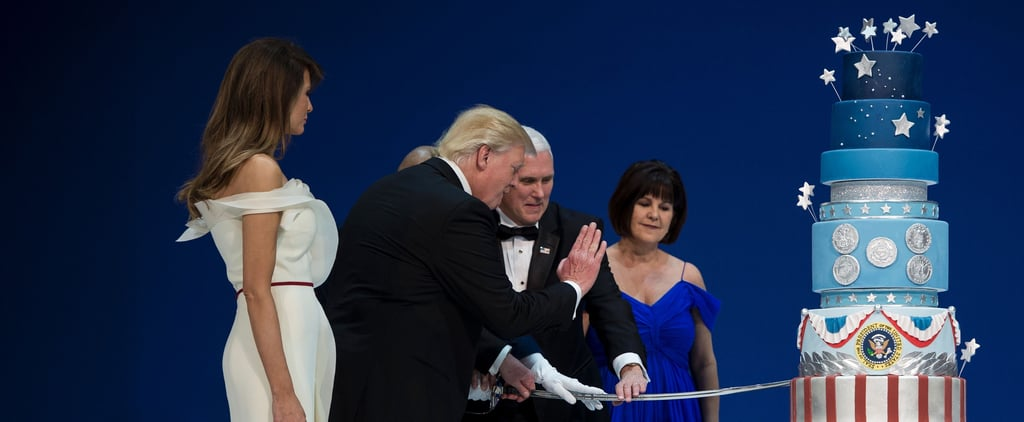 Did Donald Trump Copy Barack Obama's Inauguration Cake?