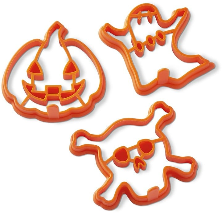 Williams Sonoma Silicone Halloween Pancake Molds