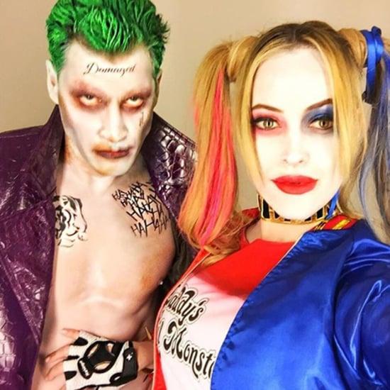 Maksim Chmerkovskiy and Peta Murgatroyd Halloween Costumes