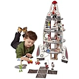 Favorite New Toddler Toy: Educo Discovery Spaceship and Lift Off Rocket