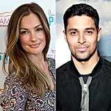 Minka Kelly and Wilmer Valderrama