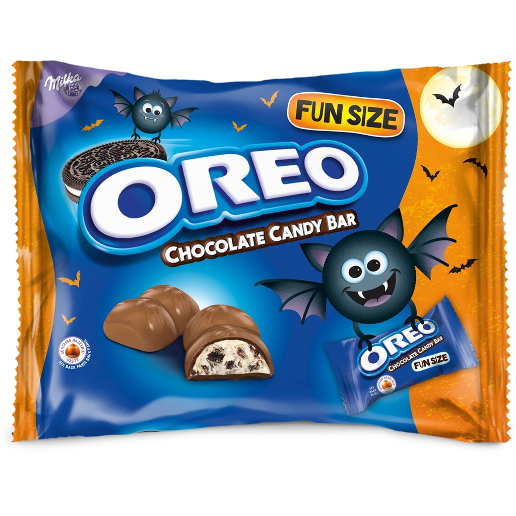 Oreo Fun-Size Halloween Candy Bars
