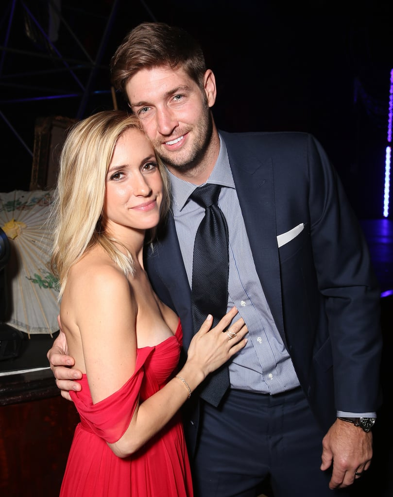"Kristin Cavallari wed Chicago Bears quarterback Jay Cutler in a gorgeous ceremony back in 2013, and throughout their relationship, the duo has shared countless cute moments together, including the births of their three beautiful children, sons Camden and Jax and daughter Saylor James. While the road hasn't always been easy, the former Laguna Beach star recently opened up about her marriage to Jay during an appearance on Steve Harvey's show, saying, ""I think it's important for people to know that there's no such thing as a perfect relationship, you know? We work on it. We love each other and we want to make it work, but I 100 percent credit our therapist for saving our relationship."" In honor of their sweet romance, flip through the couple's best pictures together, then  find out where the Laguna Beach and Hills stars are today."