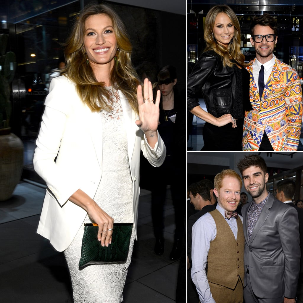 Gisele Gets the Fashion Fun Started Before the Met Gala