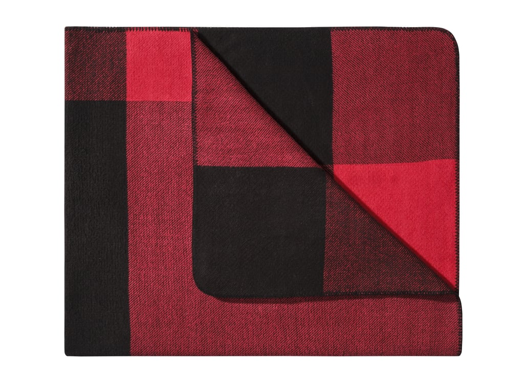 Blanket plaid home decor from target fall 2015 popsugar home photo 19 Target fall home decor