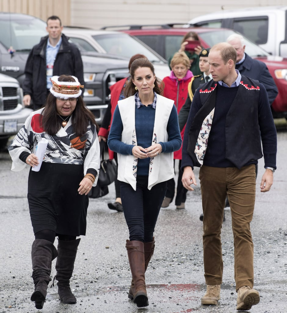 Kate Middleton's 10-Year-Old Penelope Chilvers Boots