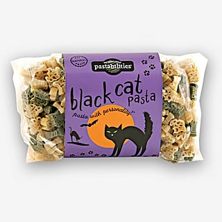 Black Cat Pasta For Kids
