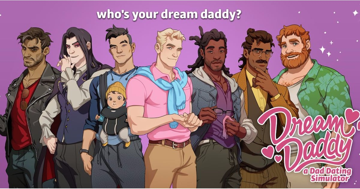 Story driven adult dating sim
