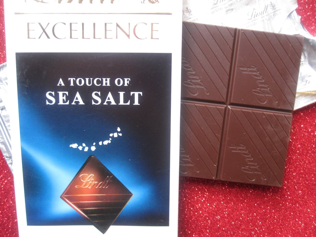Lindt Touch of Sea Salt Chocolate Bar