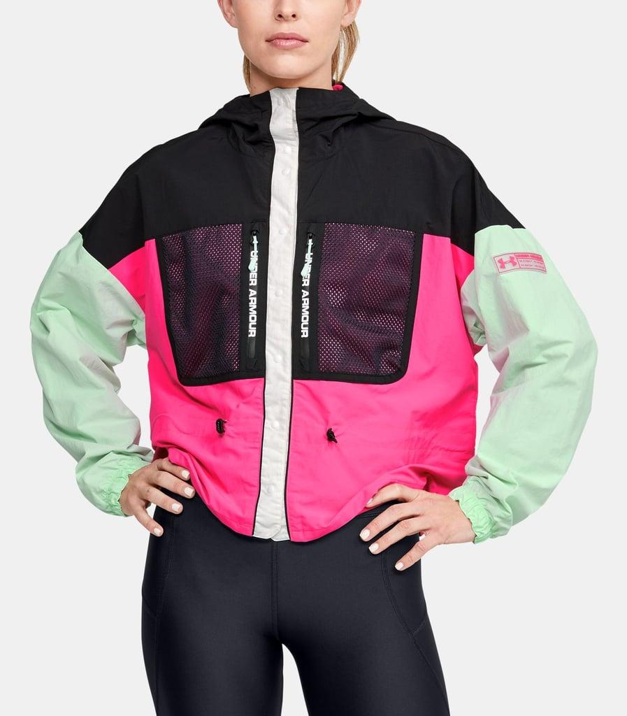UA Summit Rip Stop Jacket