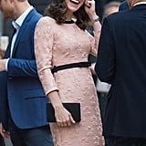 Kate Middleton Haircut October 2017