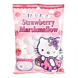Hello Kitty Strawberry Marshmallows
