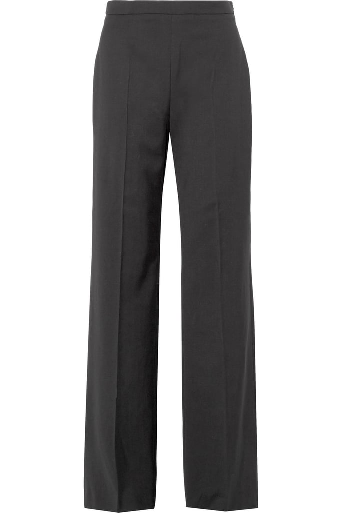 Joseph Jagger Cady Wide-leg Pants - Black