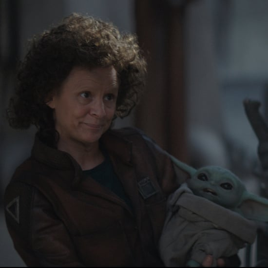 Reactions to Amy Sedaris on The Mandalorian