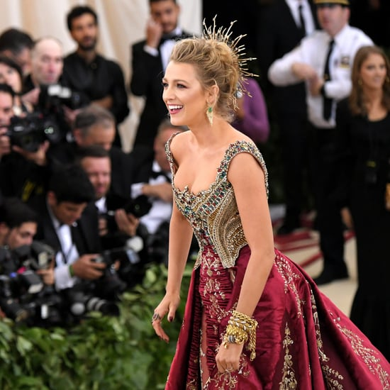 Blake Lively Met Gala Dress 2018