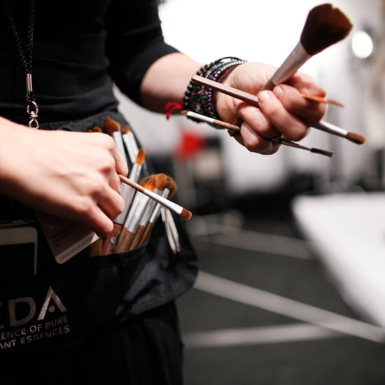 What It's Like to Be a Fashion Week Makeup Artist