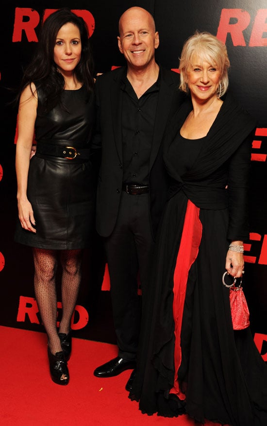 Pictures of Red Premiere