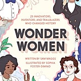 A book about or by a woman in STEM