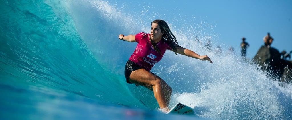 Meet Olympic-Bound Surfer Caroline Marks