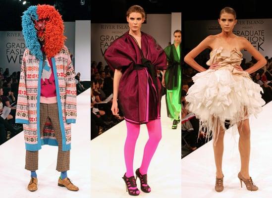 Ravensbourne at Graduate Fashion Week 2009-06-10 02:20:37
