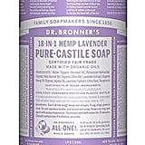 Dr. Bronner's Pure-Castile Liquid Soap — Lavender