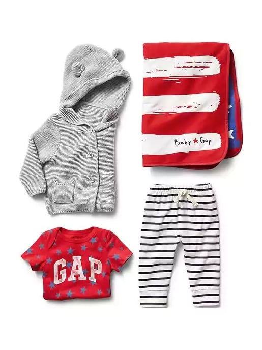 Baby Gap Gift Boxes : Baby gap bear take home set outfits for newborns to wear