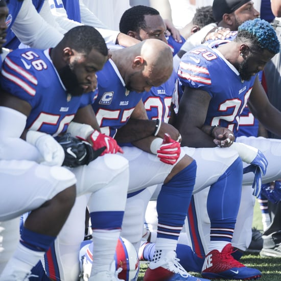 NFL National Anthem Protest and MLK Jr. Similarities