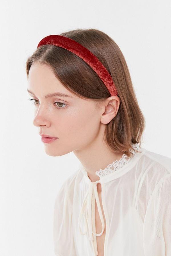 Valentina Velvet Headband